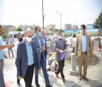 بازدید از منطقه ثامن
