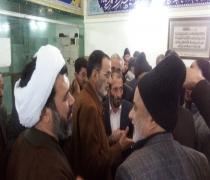 سخنرانی در جمع اهالی منطقه بلوار توس - ( مسجد الرضا علیه السلام)